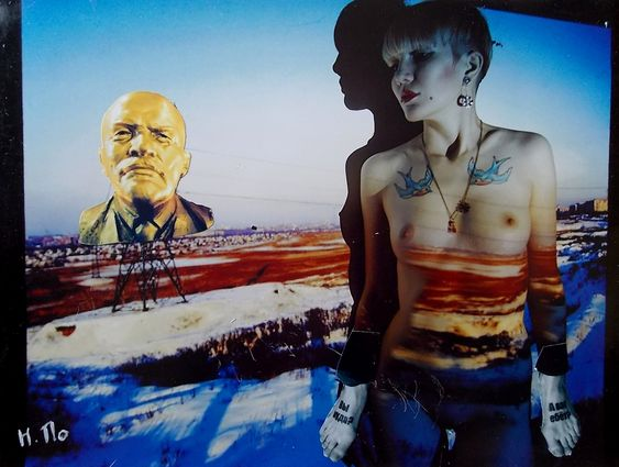 Paintings from 2009 till 2016   Nikita Pozdnyakov