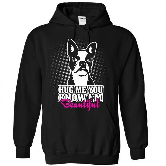 Personalized Name Hug me Bulldog T-Shirts