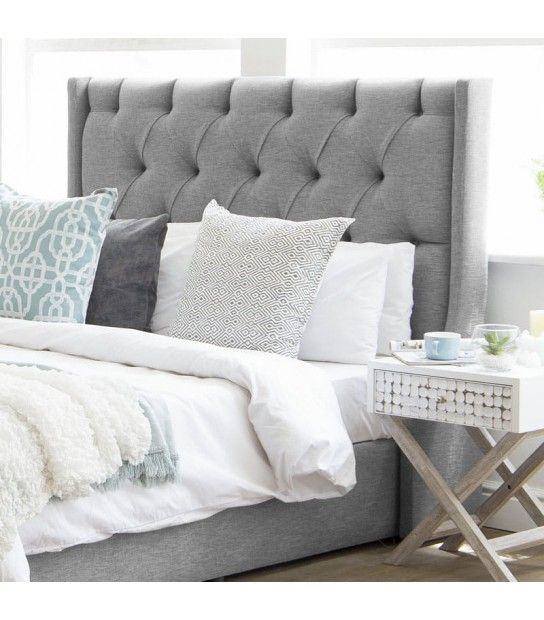 Wh Hbh K Hannah Headboard King Headboards For Beds Queen