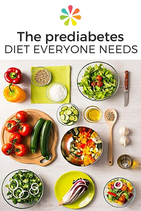 Everyone can benefit from a healthy eating plan aimed at containing prediabetes, regardless of whether you're at high risk for developing type 2 diabetes. #prediabetes #diabetesdiet #everydayhealth | everydayhealth.com