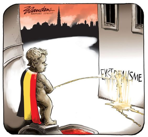 20160327rBruxelles - Brandan responds to the #BrusselsAttacks