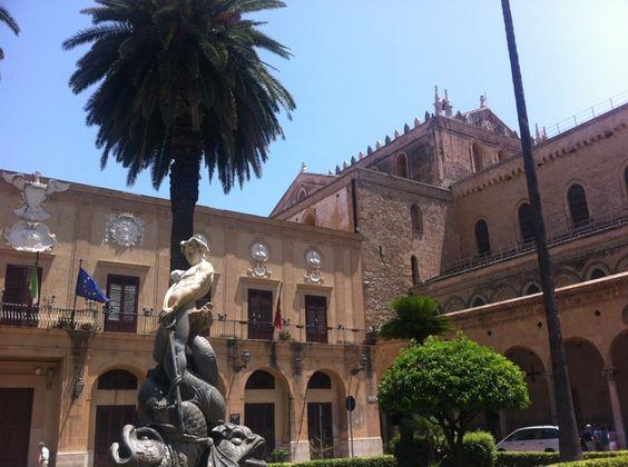 Duomo di Monreale à Monreale, Sicilia