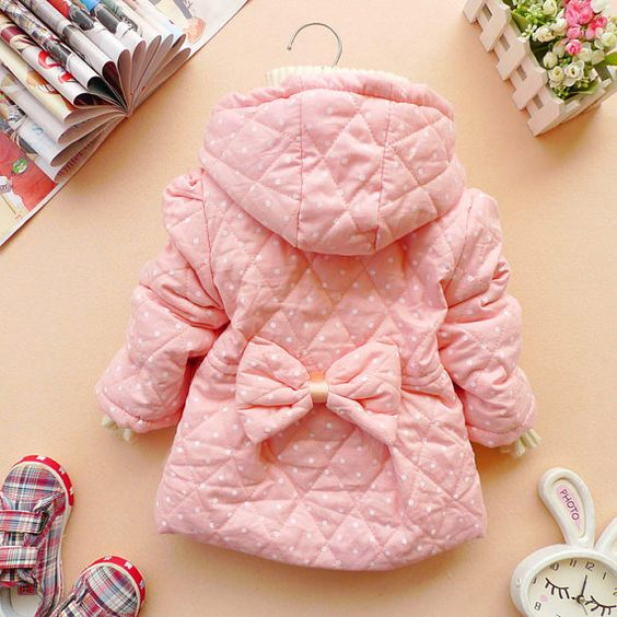 12m3y baby clothes baby girl clothes winter coat by babygirldress