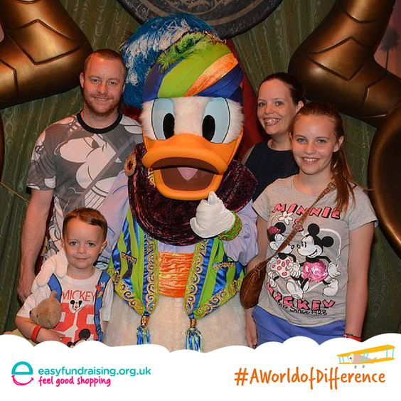 """#aworldofdifference Our holiday of a lifetime to Walt Disney World Florida! Made the world of difference to our children!"" #Travel #Holiday"