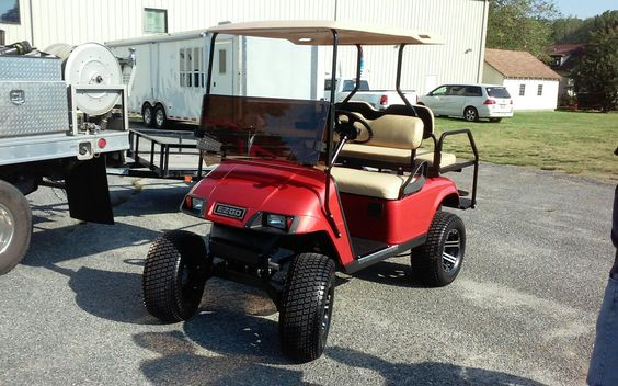 2012 Ez Go Golf Cart Electric