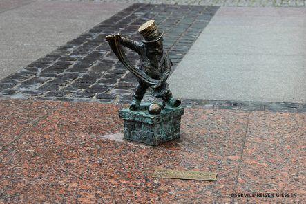 Die Zwerge sind los! In unserem Reiseblog zu Krakau und Breslau, Polen.  Für alle, die einen coolen Kurzurlaub suchen ;)