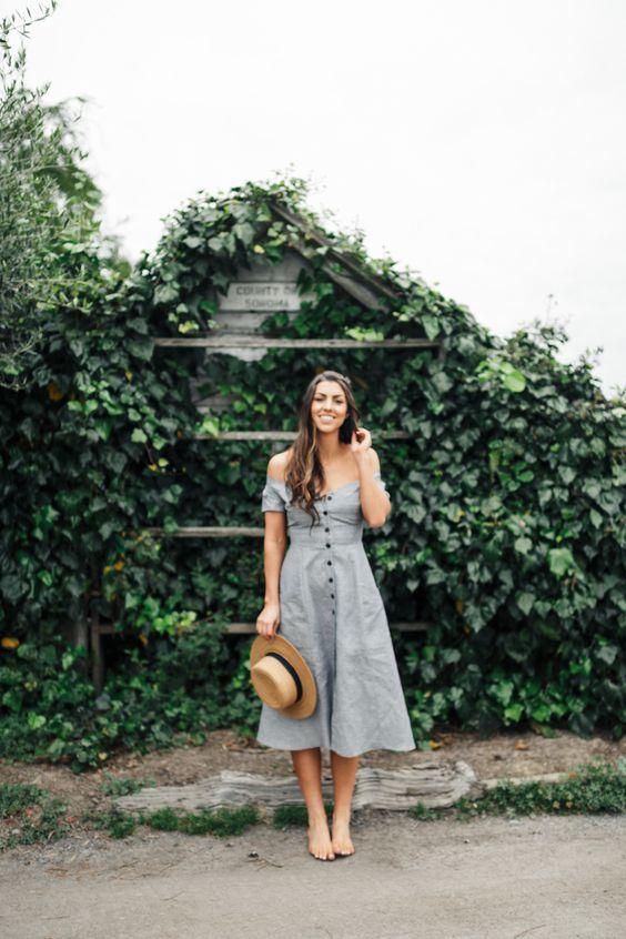 Reformation Mariposa Dress