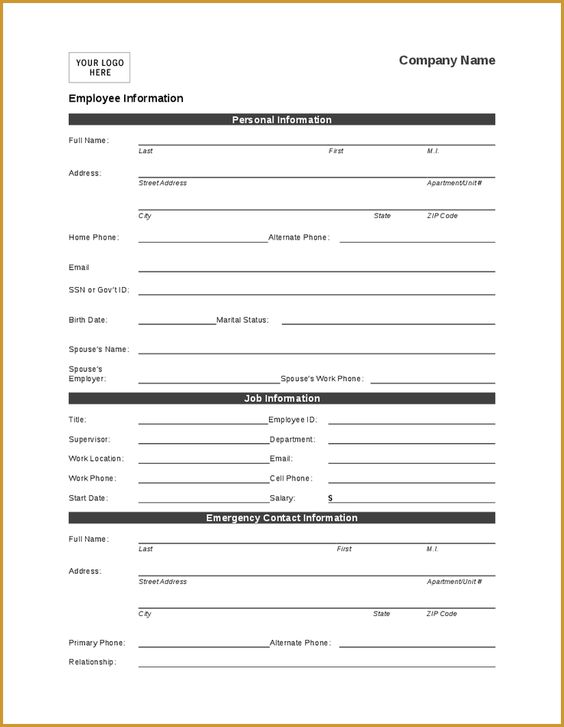 Employee Payroll Spreadsheet  Google Search  Construction Forms