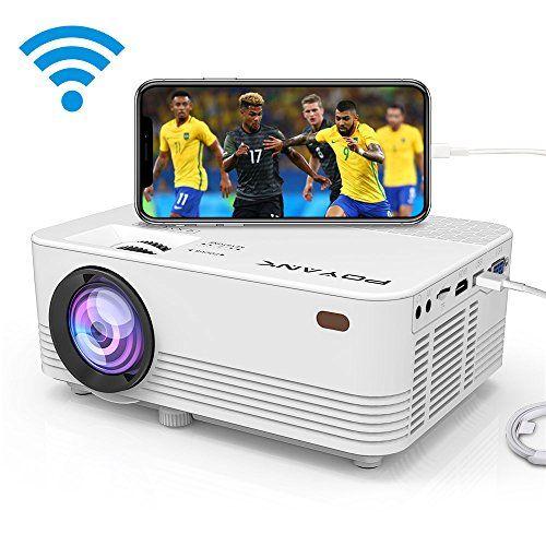 hook up iPhone 5 tot en met projector