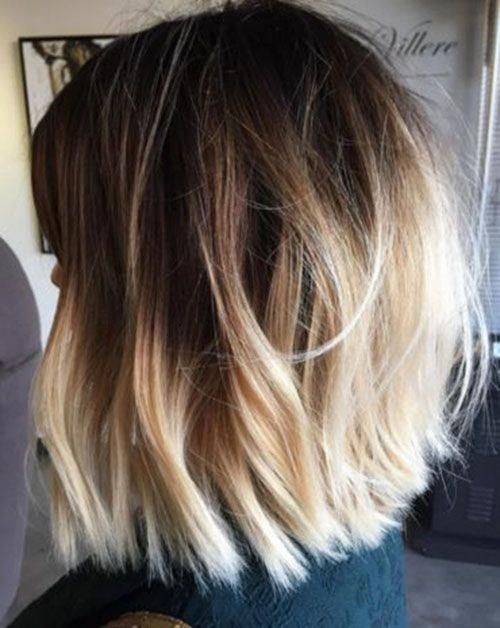 Ombre Brown To Blonde Short Hair Short Hair Ombre Brown Blonde Ombre Short Hair Ombre Hair Blonde