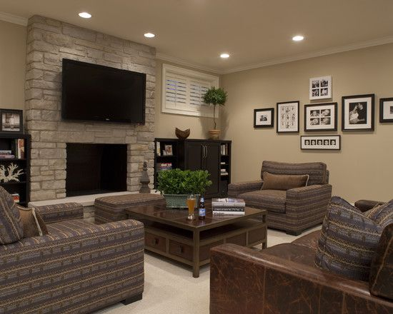 Basement Decorating Themes Design, Pictures, Remodel