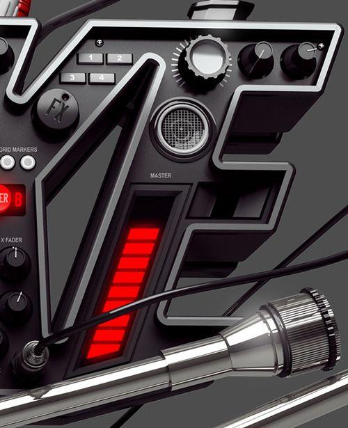 Nike Futura by Kervin Brisseaux