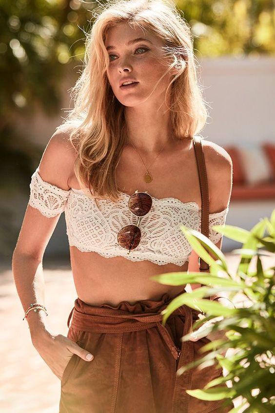 Trending: off-the-shoulder everything. | Victoria's Secret