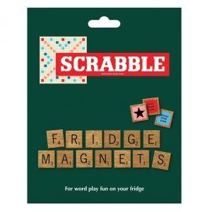 very cool scrabble fridge magnets