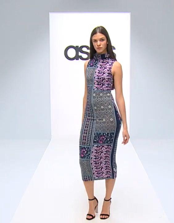 34+ Asos scarf print midi dress ideas