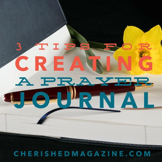 3 Tips for Creating A Prayer Journal will show you how to create a focused prayer time. Cherished Magazine editor Sheryl Siler teaches you why and how to...