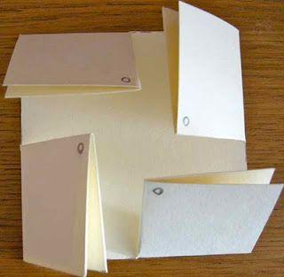 JoZart: Four Fold Card Tutorial