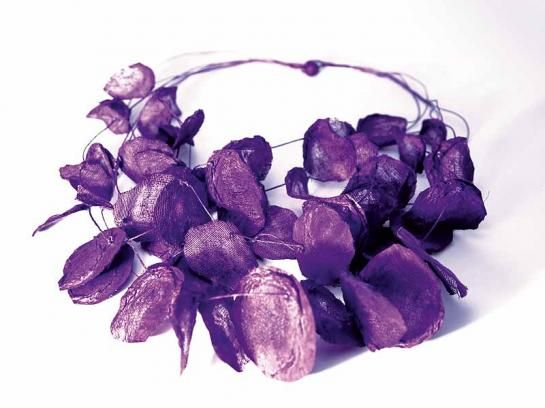 ana hagopian  paper jewelry