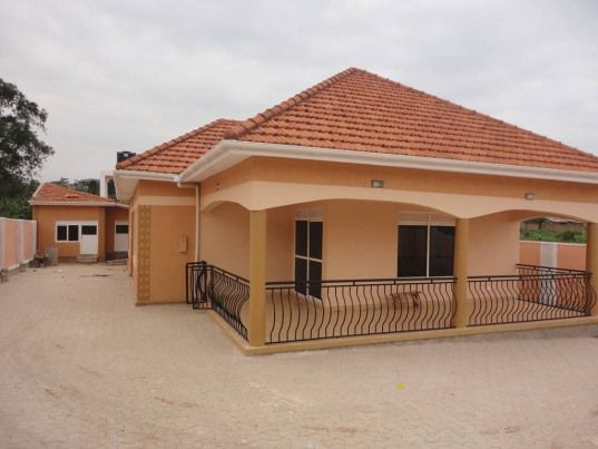 Nice Bungalow Houses In Uganda With Sample House Plans In Uganda Chickenhouses House Roof Design House Porch Design Architectural House Plans Simple house plan in uganda