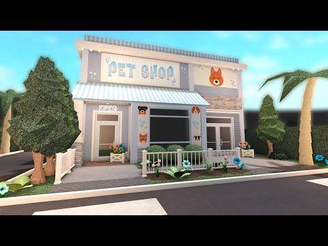 Roblox Robloxia University Code2016 Youtube Building A Pet Shop In Bloxburg Youtube In 2020 Pet Shop City Layout Aesthetic Shop