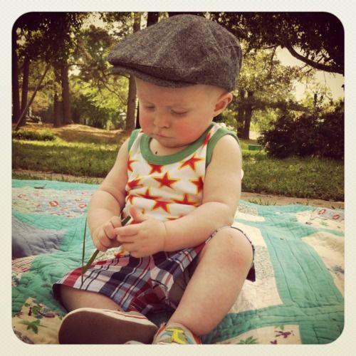 Fun with Baby Boy Clothes. - a few tips for dressing stylish little dudes