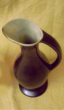 Mattschwarz - die Verführung der Keramik der 50er Jahre