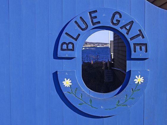 Blue Gate -Rockport, MA