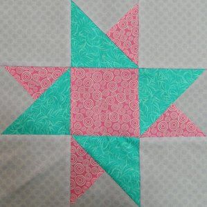 Free Pattern: Friendship Star from Berrima Patchwork