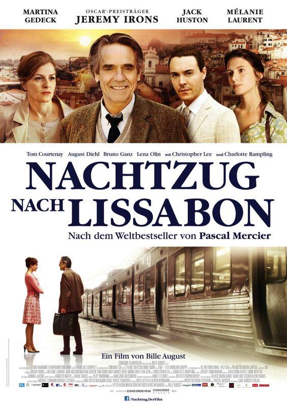 Noční vlak do Lisabonu - film