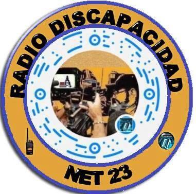 Logo Radio Discapacidad Net23 - Radioafición