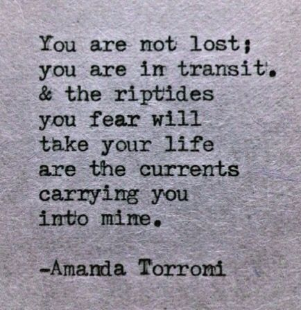 Amanda Torroni quote