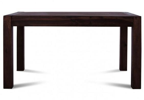 avandeo-Shanti Esstisch – Palisander - dunkelbraun - 180cm x 100cm
