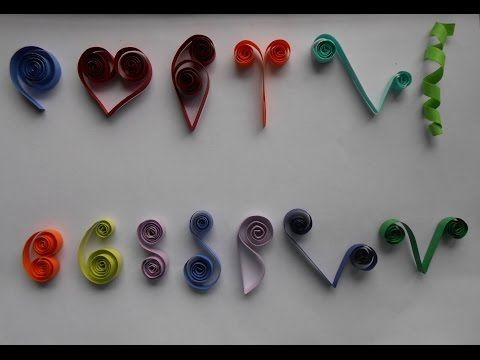 Quilling how to make and tutorials on pinterest for Easy quilling designs step by step