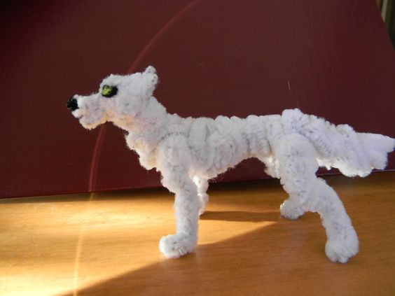 Wolf Chimney Vent ~ Wolves pipes and pipe cleaners on pinterest
