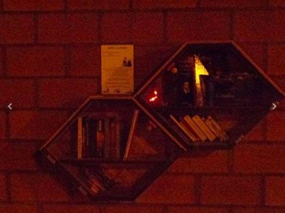 Boite à livres Visé 2