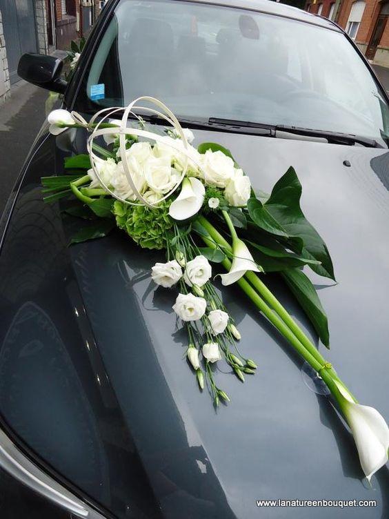 mariage - Ventouse Pour Voiture Mariage
