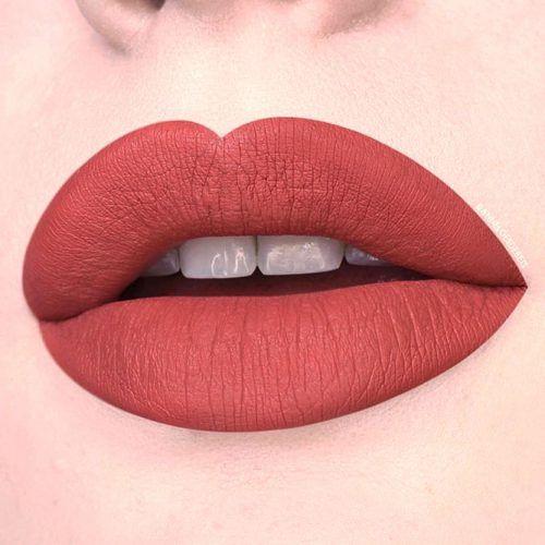 'Red Fire Matte lipstick