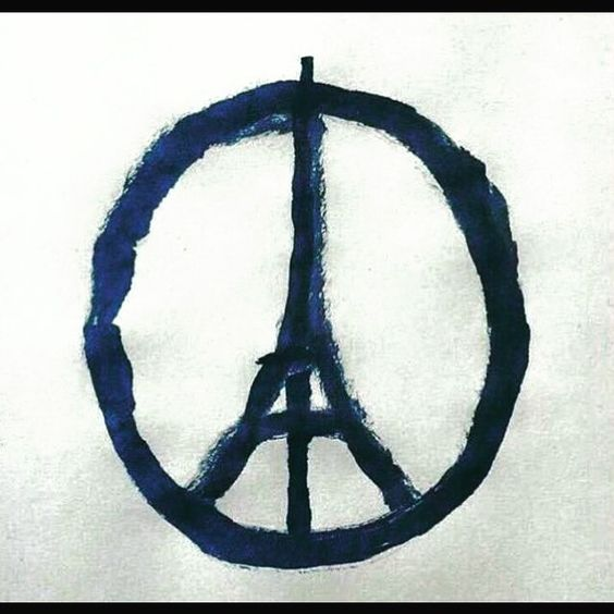 Our thoughts are with everyone in the #Paris #attacks today