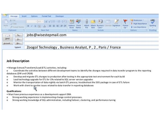 emailing a resume best formats for sending job search emails easy