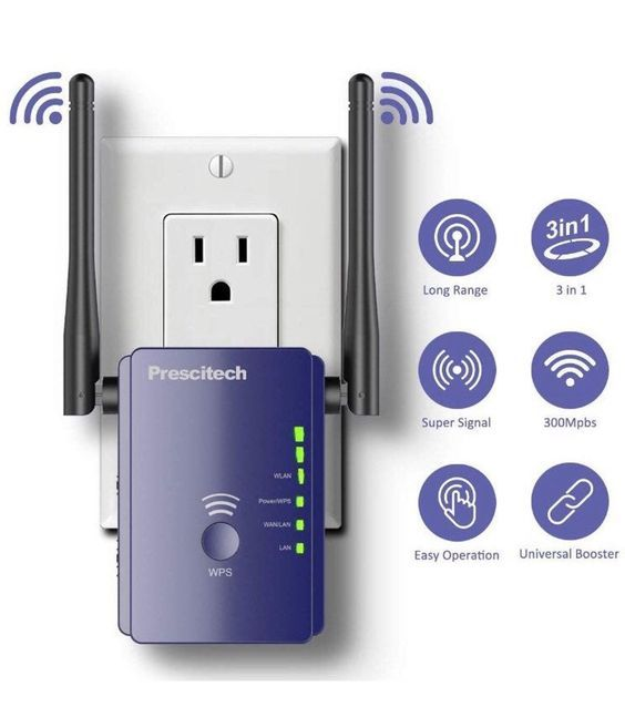 Wifi Repeater Wireless Signal Booster In 2020 Wireless Access Points Signal Boosters Wireless Internet