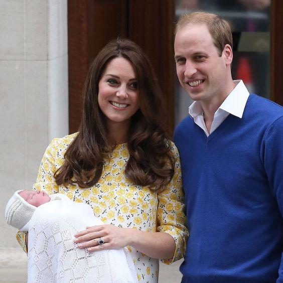 Pin for Later: Und die Prinzessin heißt... Charlotte Elizabeth Diana!