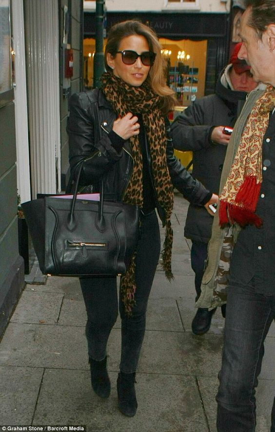 Rachel Stevens looks perfectly coiffed during Strictly tour #dailymail