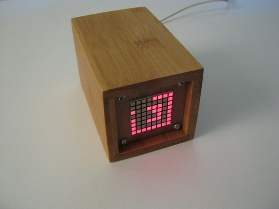 Arduino led and clock on pinterest