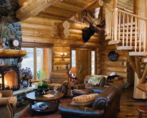 Affordable Small Log Cabin Ideas With Awesome Decoration 16 In 2020 Small Log Cabin Small Log Cabin Plans Barn House