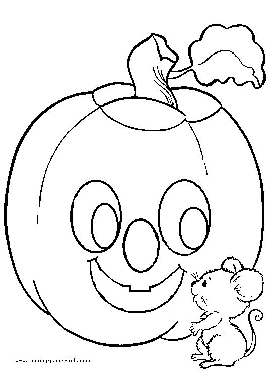 Halloween Coloring Pages | Halloween color page, holiday coloring ...