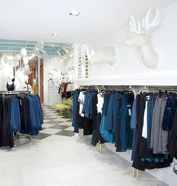 Située à Auckland, en Nouvelle-Zélande, Glassons est un bel espace de 322 m² décoré de manière originale et audacieuse.@frenchyfancy