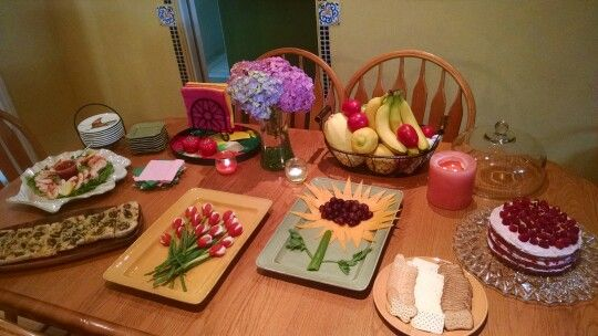 Mother's Day Appetizers