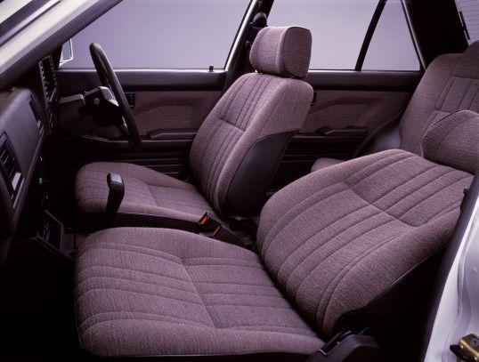 Interior Nissan Sunny 4 Door Sedan B12 1985 90 Nissan Sunny Nissan Sedan