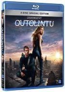 Divergent - Outolintu (Blu-ray) - Blu-ray - Elokuvat - CDON.COM