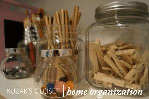 Kuzaks Closet Home Organization